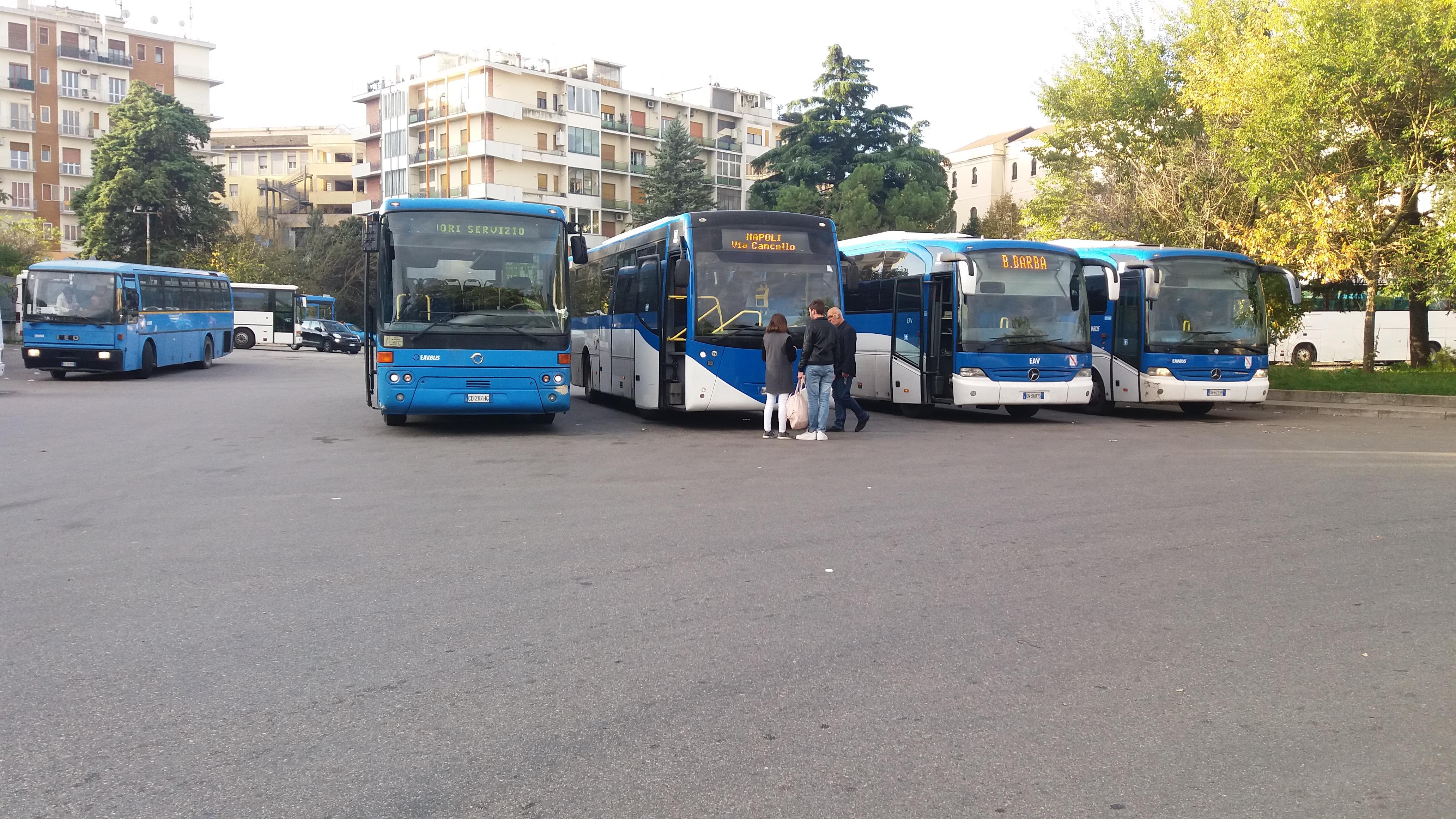 Avellino| Air: si stringe per accordo con Bus Italia