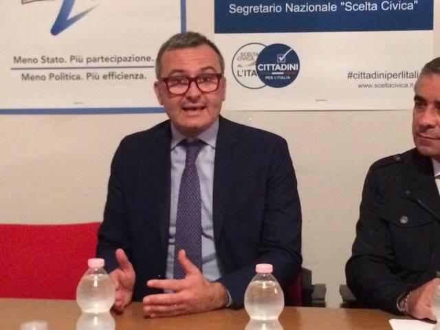 Avellino| Referendum, il viceministro Zanetti spiega le ragioni del Sì
