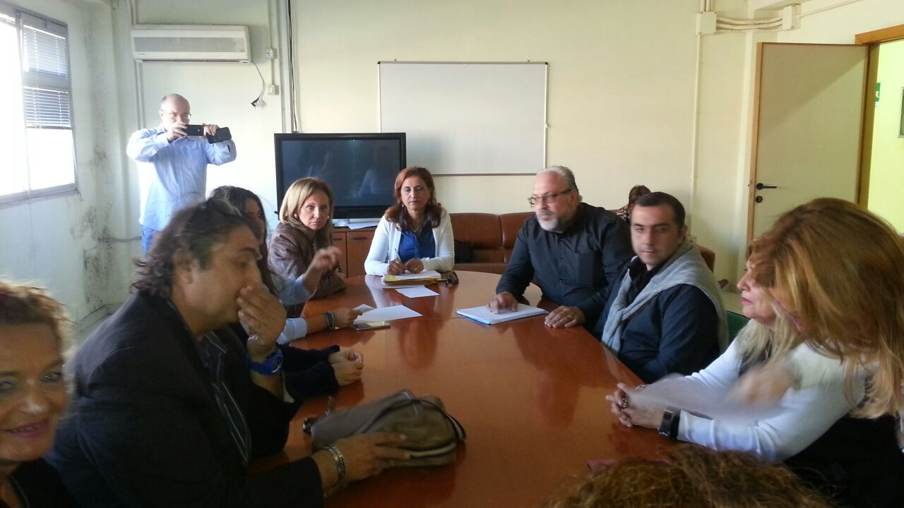 Benevento| Mensa, sindacati strappano cassa integrazione per i 48 lavoratori