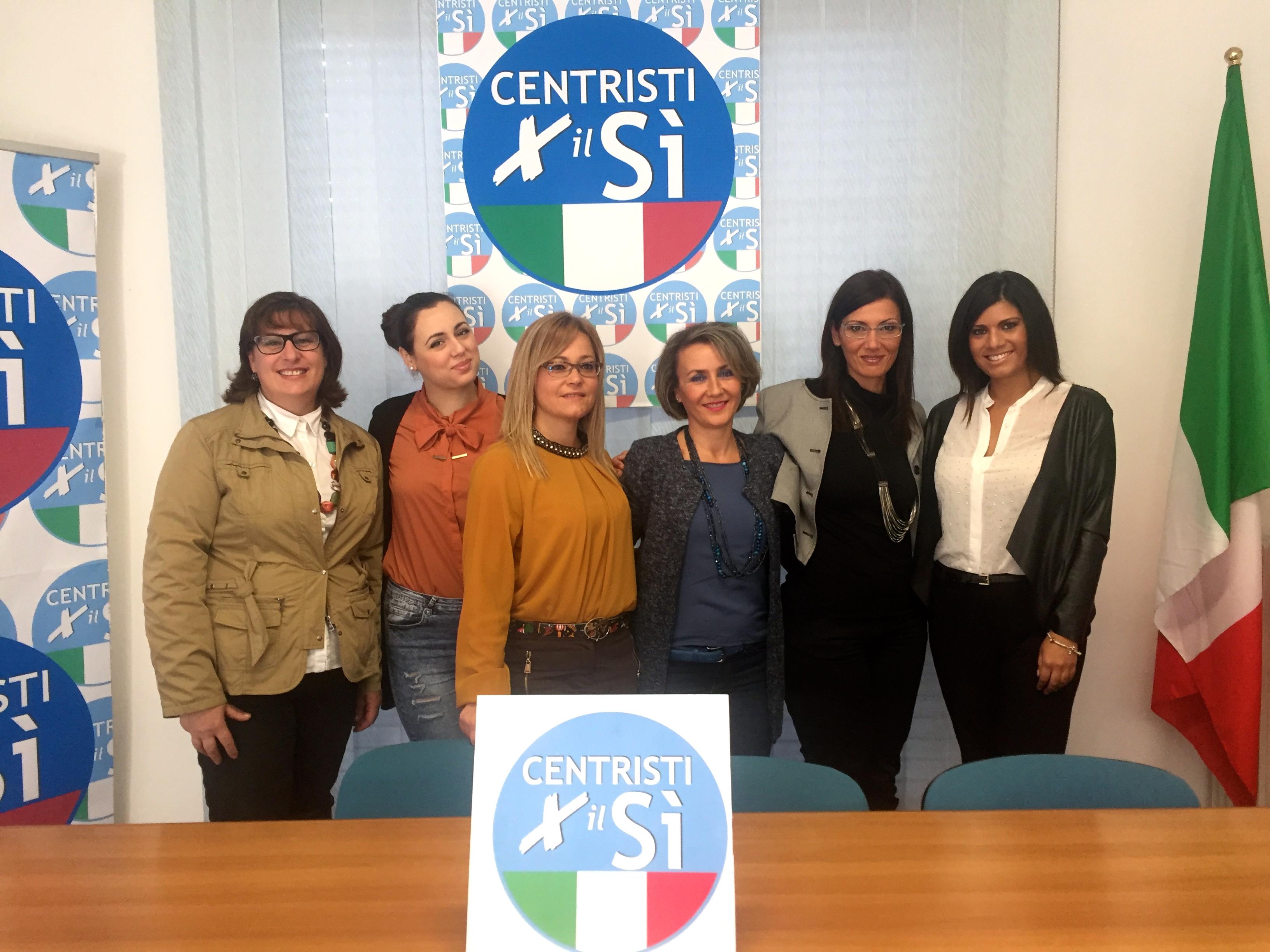 Benevento| Sannio Donne Popolare e il Si al Referendum