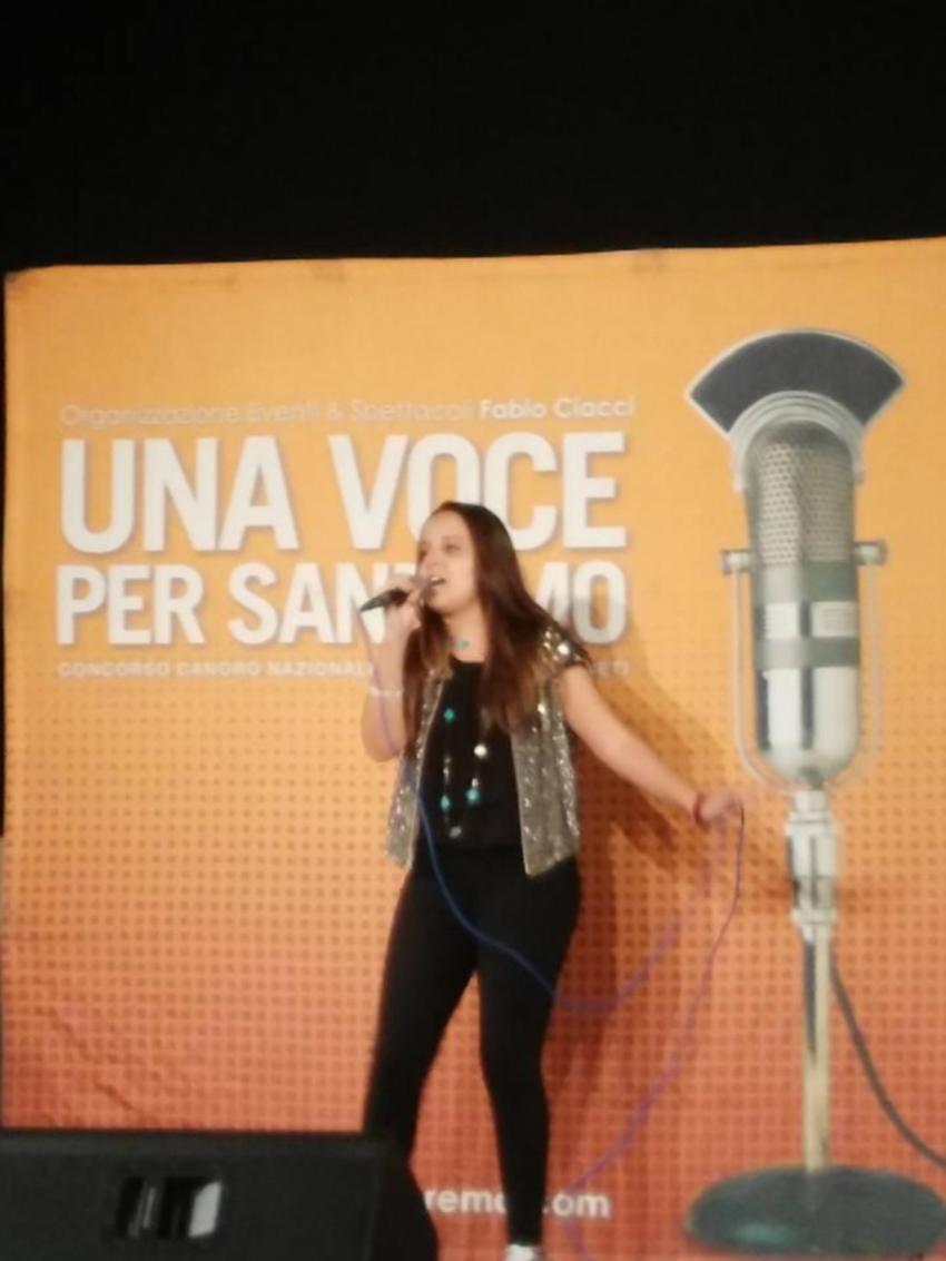 Avellino| L'irpina Simona alla conquista di Sanremo