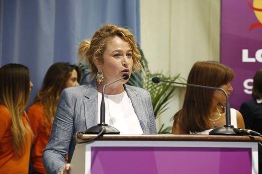 Giulia Abbate,lettera agli elettori