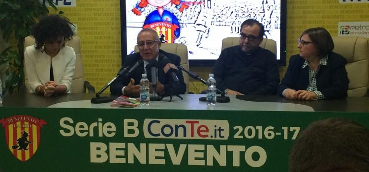 Benevento| #IoCalcioOltre: l'iniziativa della società di calcio giallorossa per il Sociale