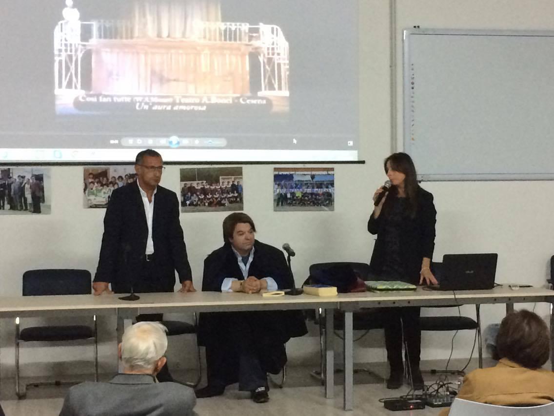 Cervinara| Il maestro Pisaniello inaugura il corso di arte e musica