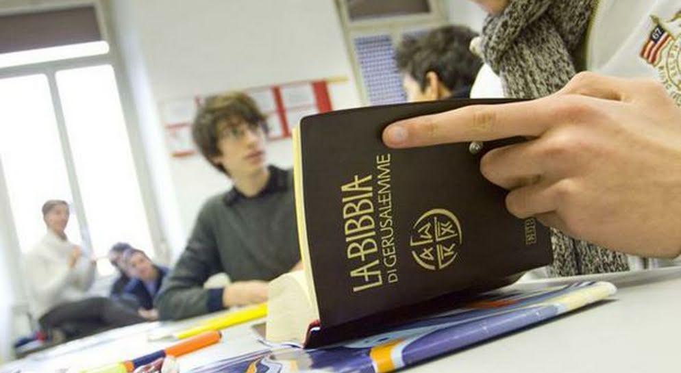 Roma| Scuola, Cei: l'ora di religione non interessa più