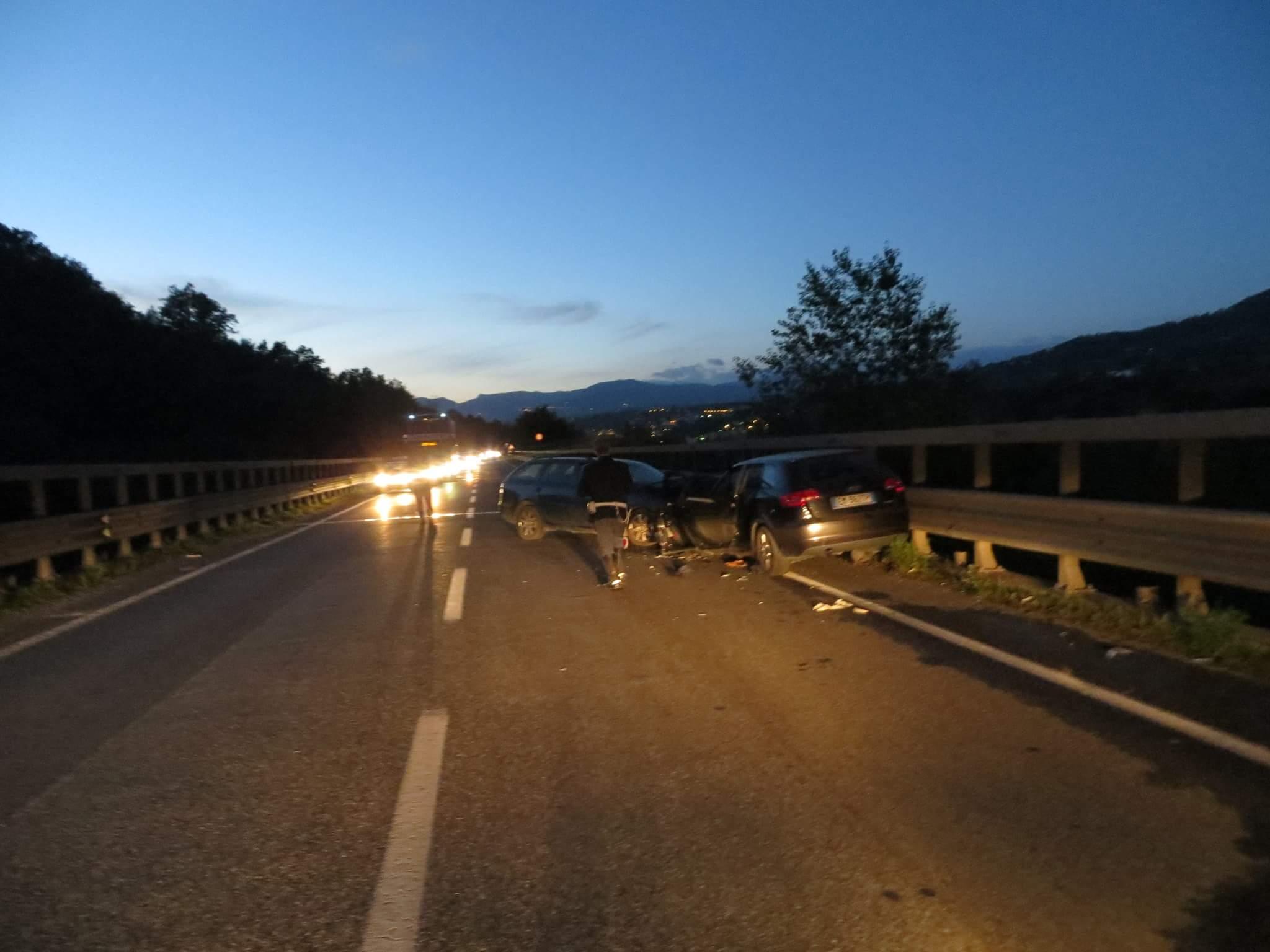 Benevento| Incidente Telesina, in coma farmacologico la 12enne ricoverata al Rummo
