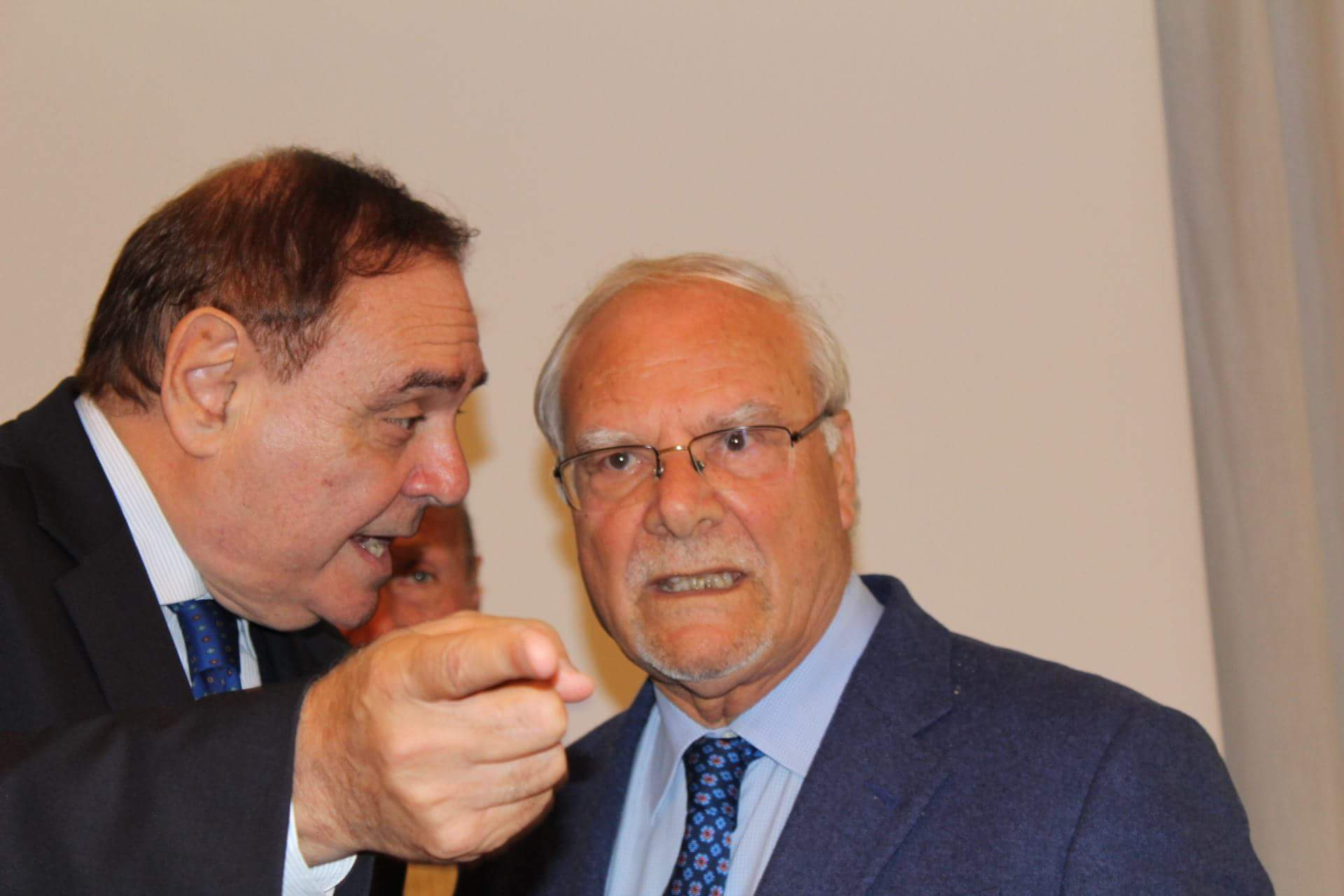 Benevento| Mastella-Mario Pepe, c'eravamo tanto amati?