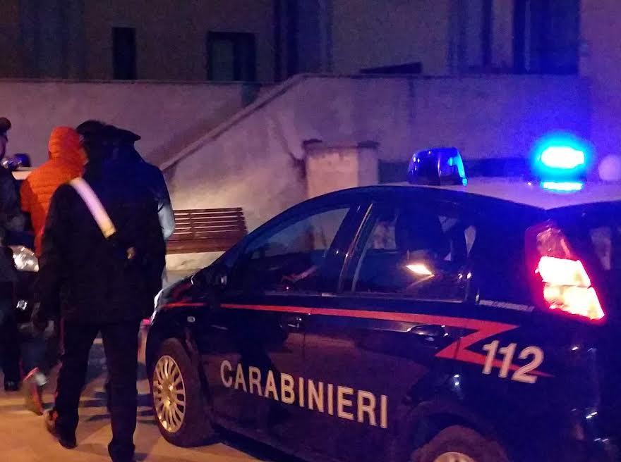 Montoro| Sfuggì ai Carabinieri con armi in auto, arrestato pregiudicato