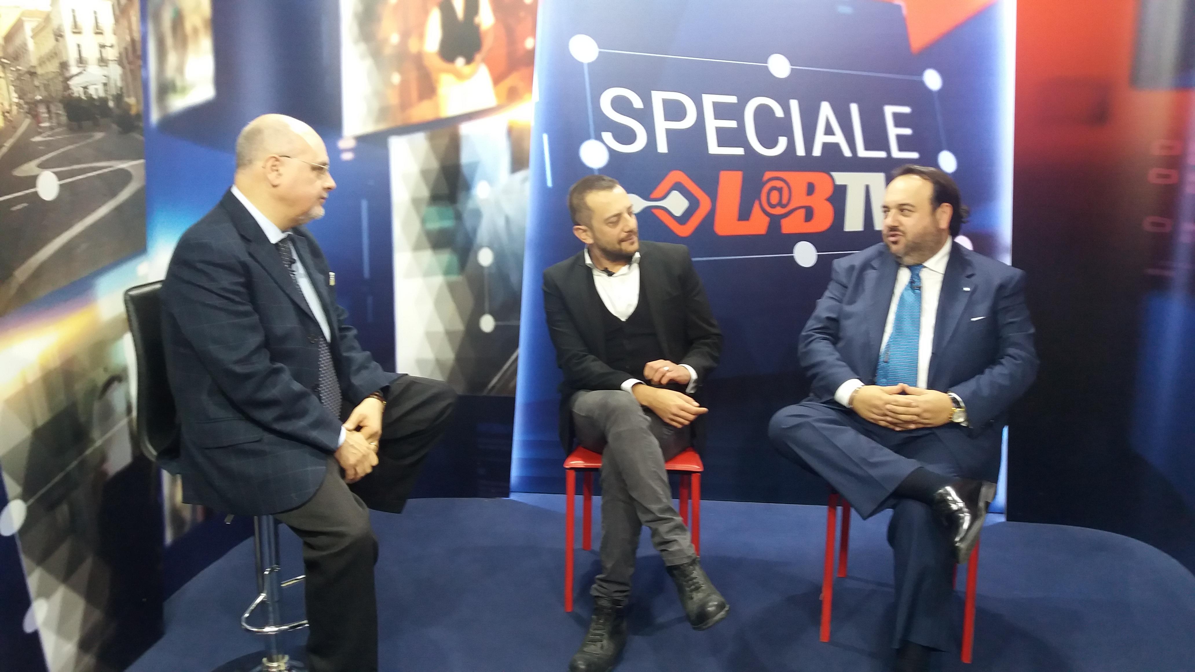 Benevento| Pseudoareopago con Serafini e Valentino