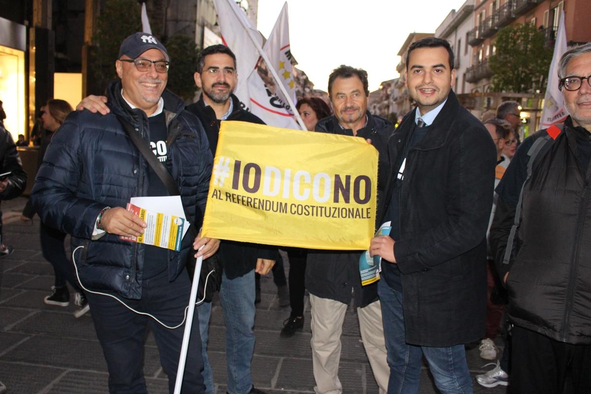 Referendum, Sibilia (M5s) torna in Irpinia per il No