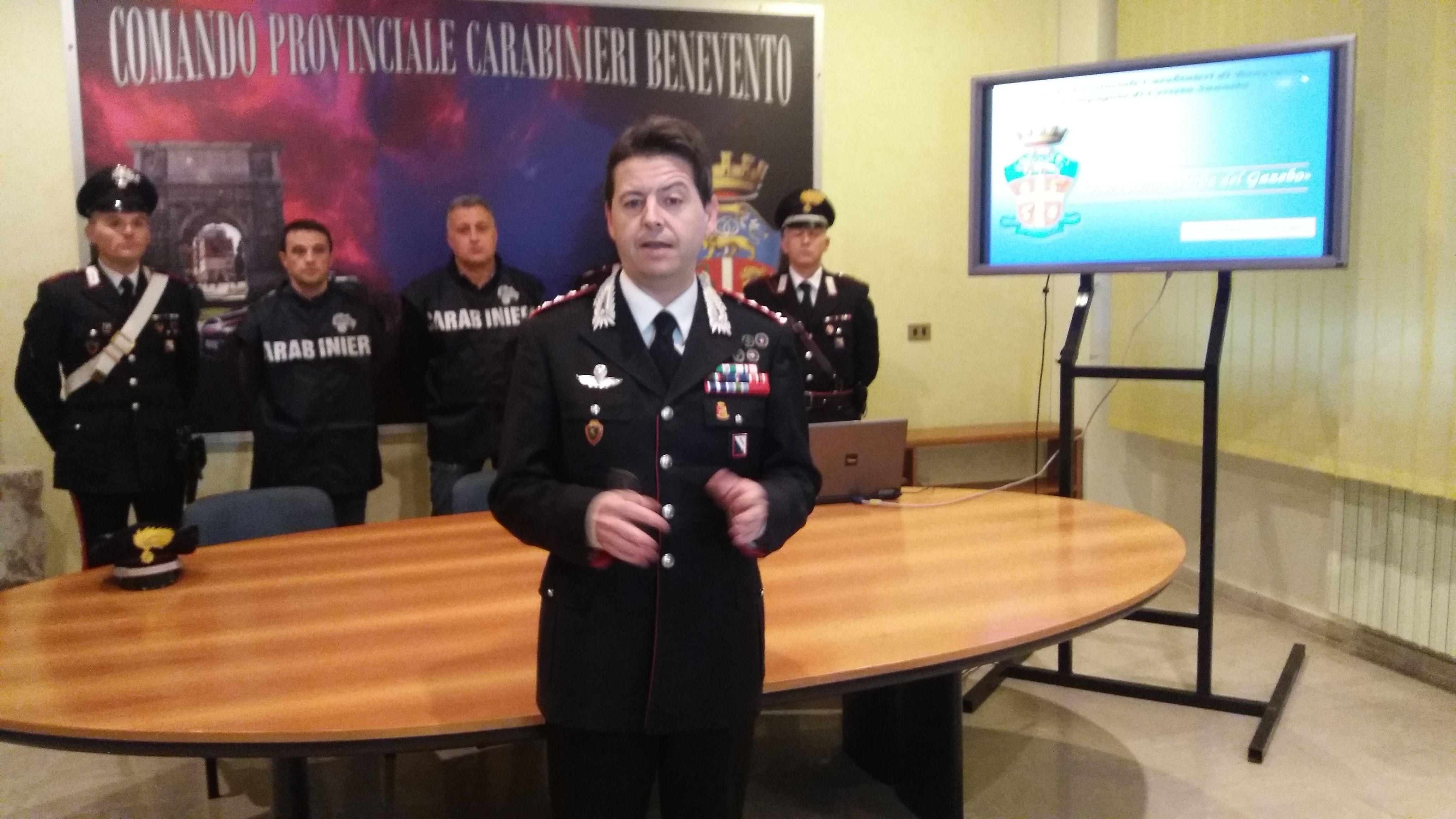Droga: rete spacciatori in centro profughi, 7 arresti