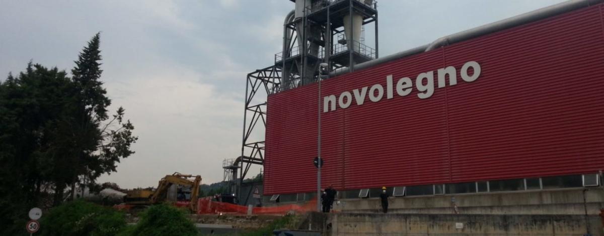 Montefredane| Cinquanta posti a rischio: agitazione alla Novolegno