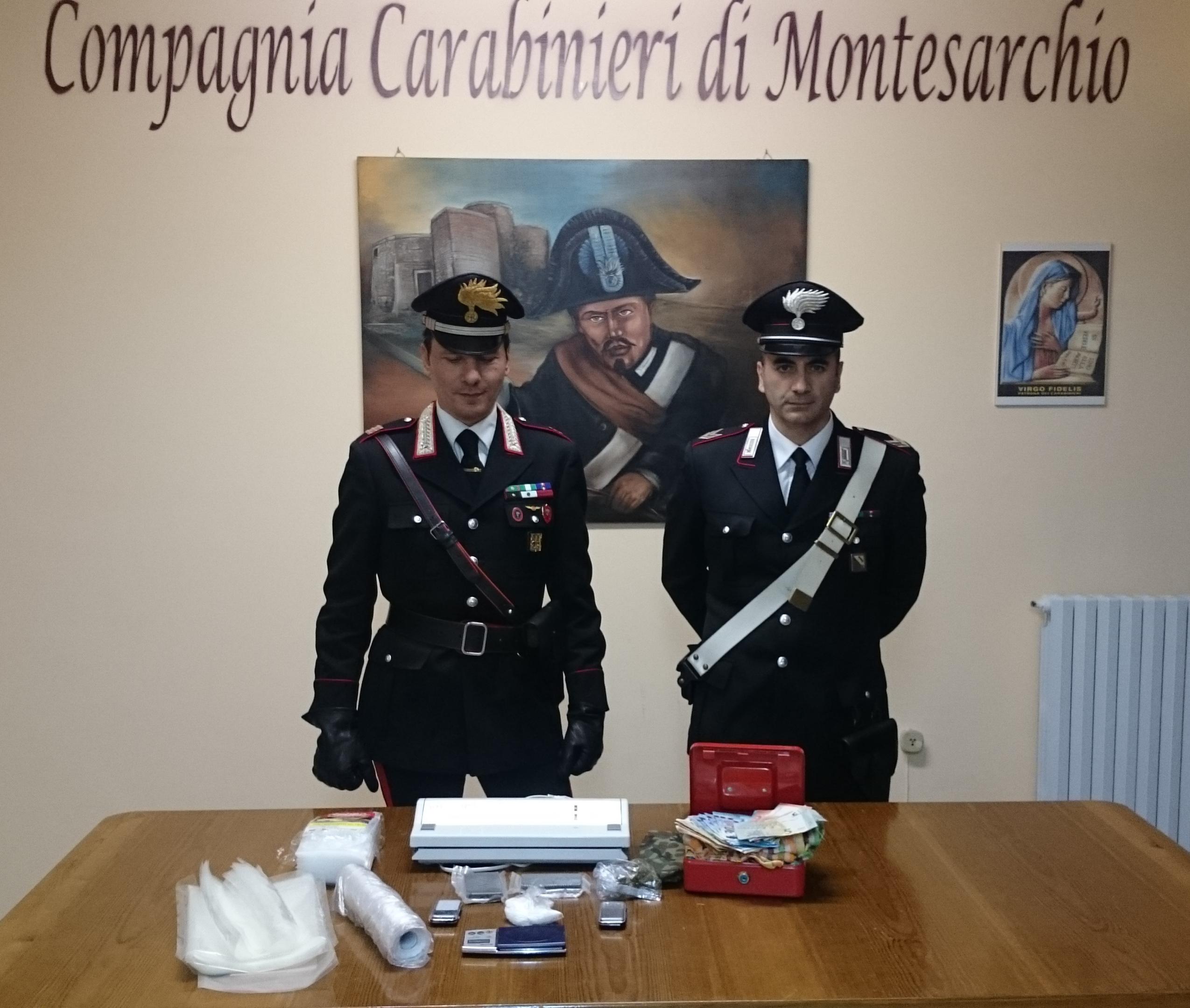 Maxi sequestri di droga in Valle Caudina
