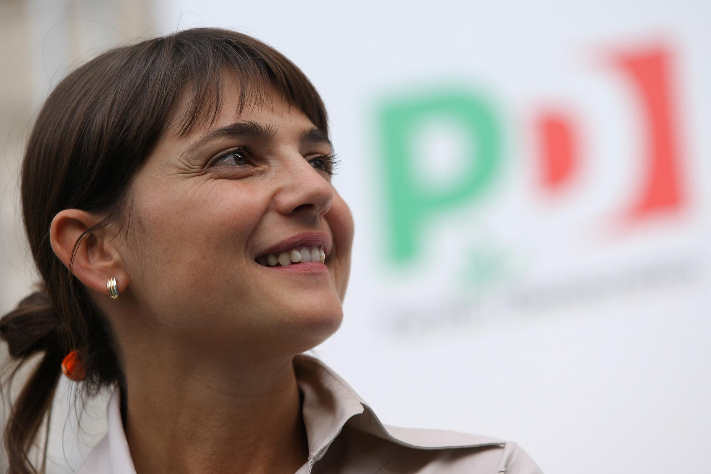 Referendum: Serracchiani (Pd) per il Sì a Montesarchio