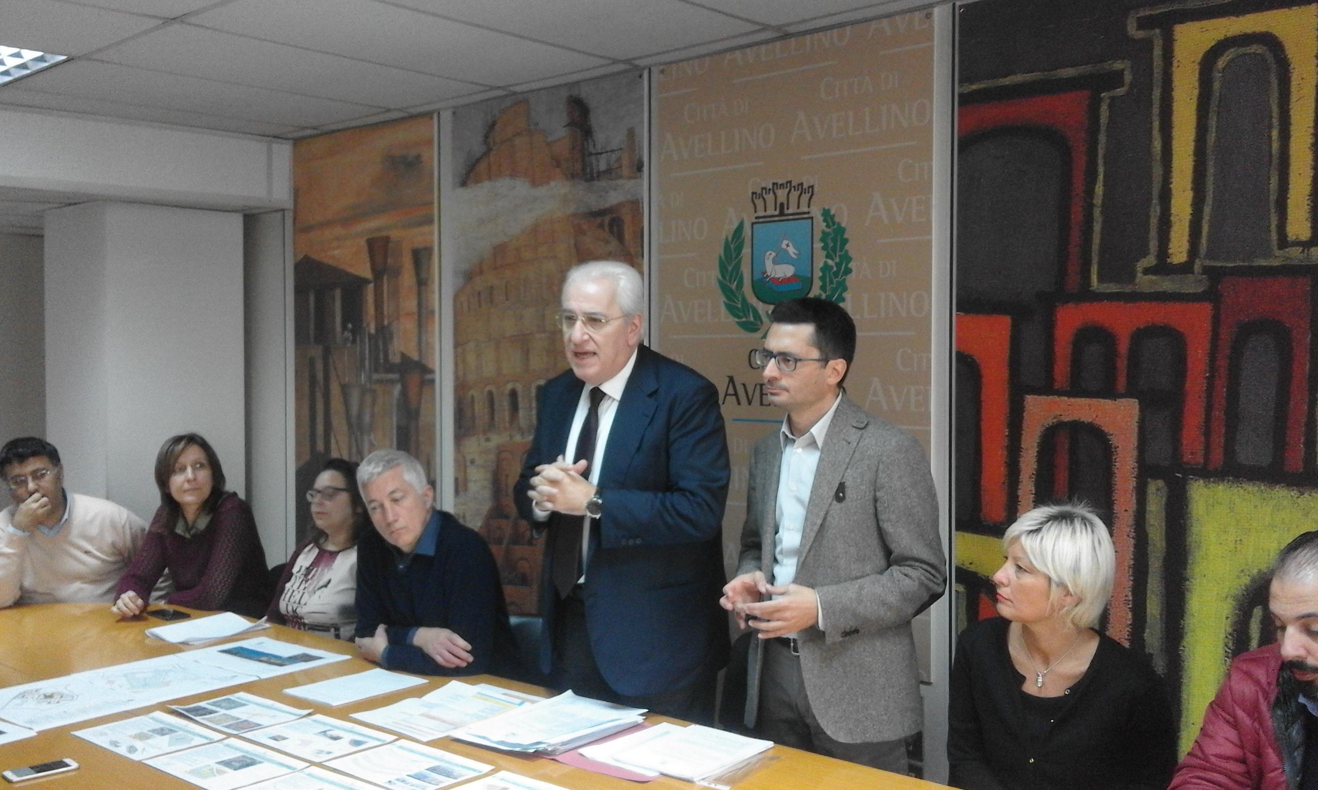 Avellino| L'anno che verrà secondo il sindaco Foti
