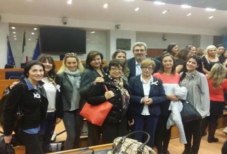 Avellino| Gambardella e Mele presenti alla giornata contro la violenza sulle donne