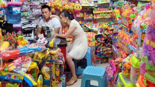 Avellino  Sequestrati mille giocattoli pericolosi