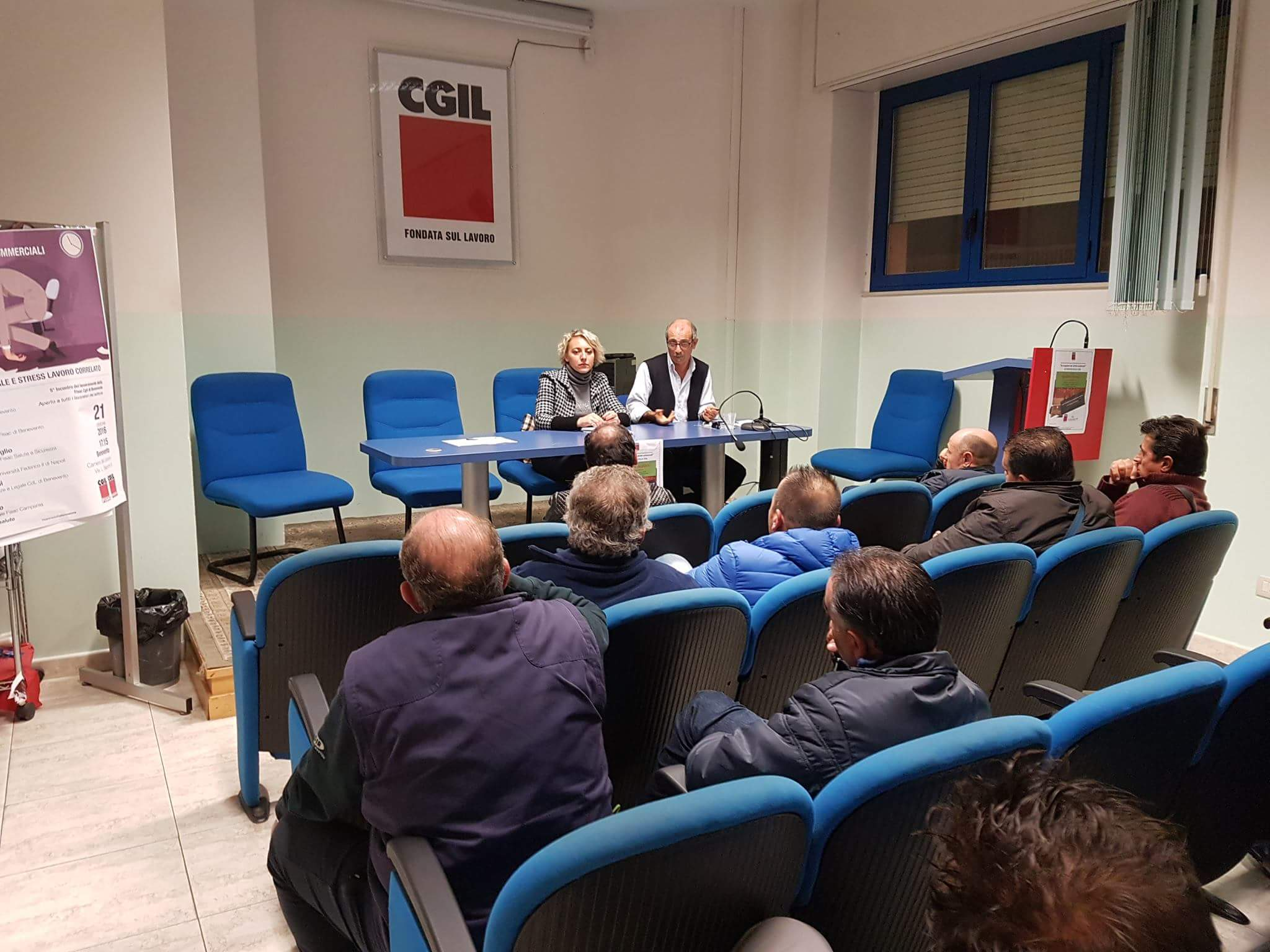 Benevento| Samte, Mortaruolo rassicura la CGIL