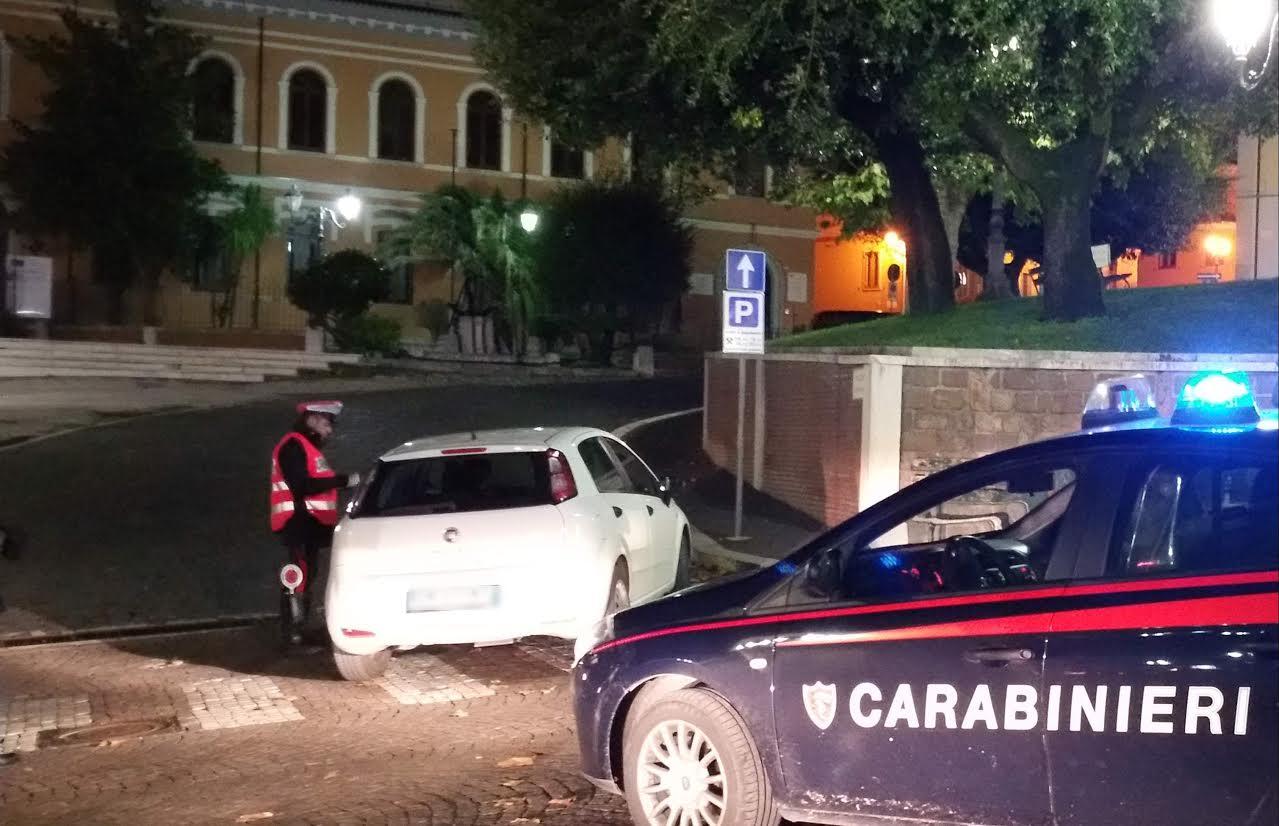 Contrasto ai furti nelle abitazioni, fogli di via per coppia romena