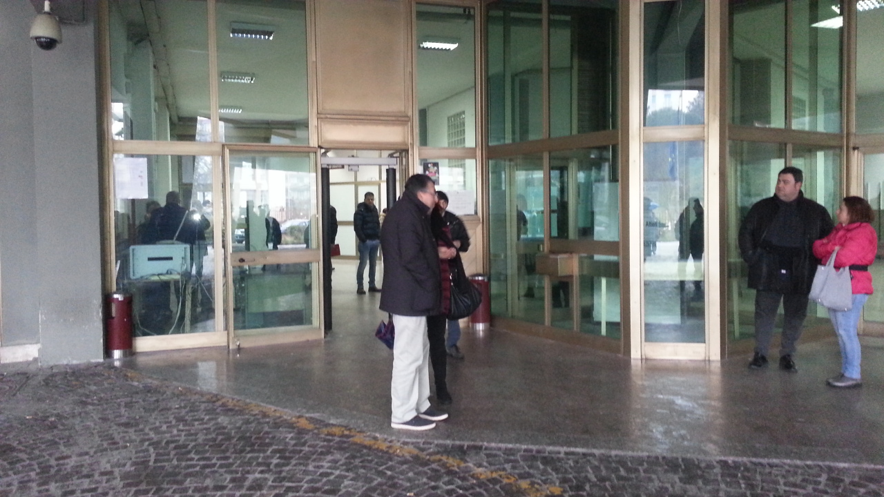 Benevento| Allarme bomba al Tribunale