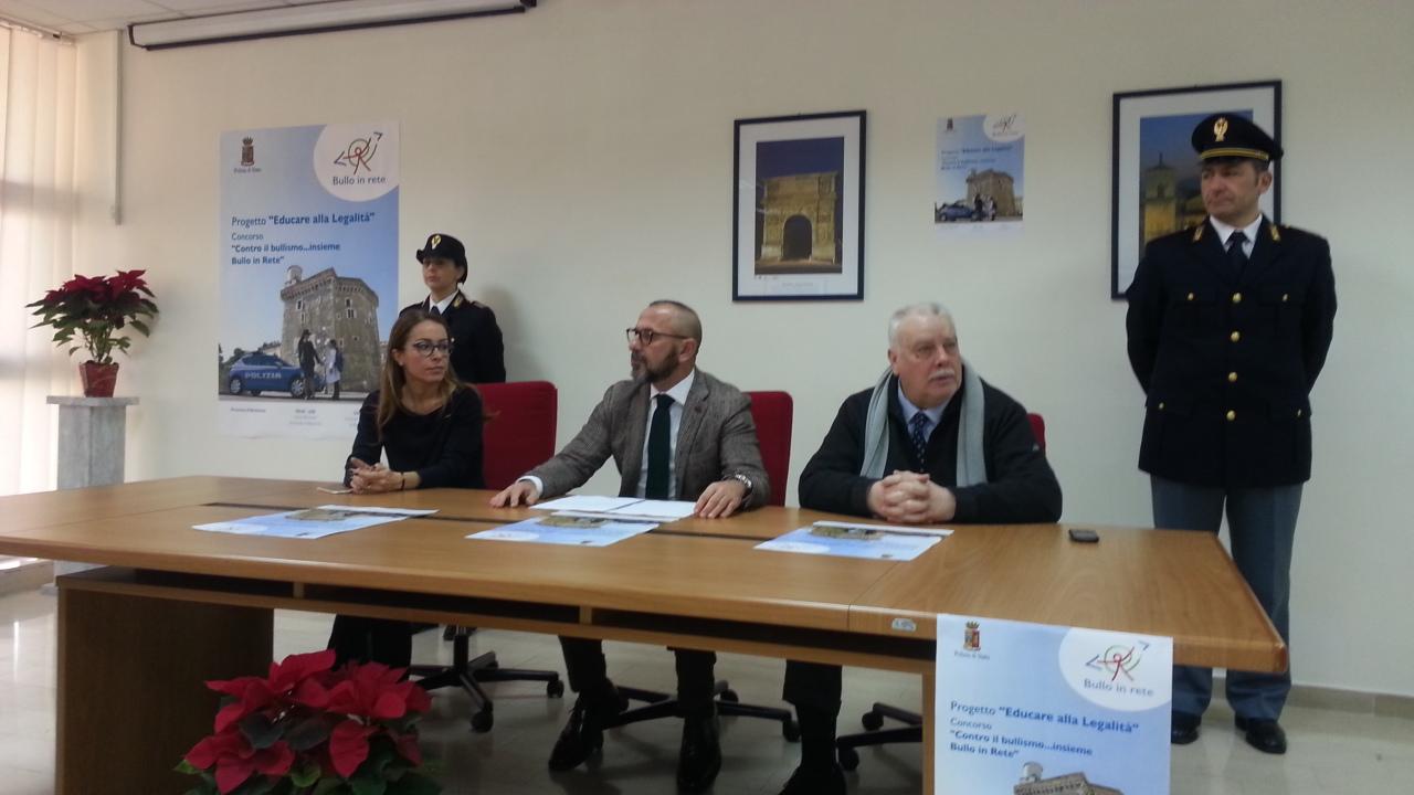 Benevento| Un concorso contro il bullismo