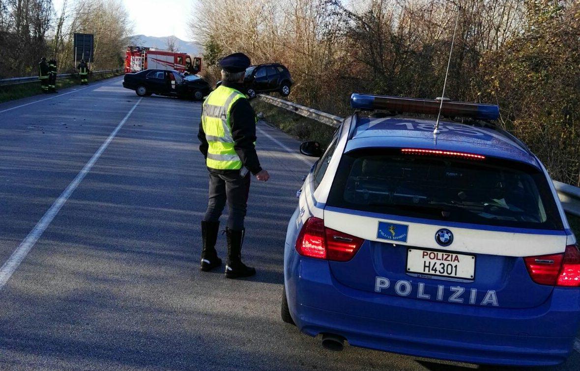 Benevento| Campagna EDWARD, intensificati i controlli  della Polizia Stradale di Benevento