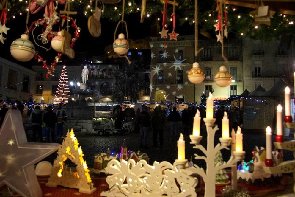Il villaggio di Babbo Natale arriva a Montesarchio