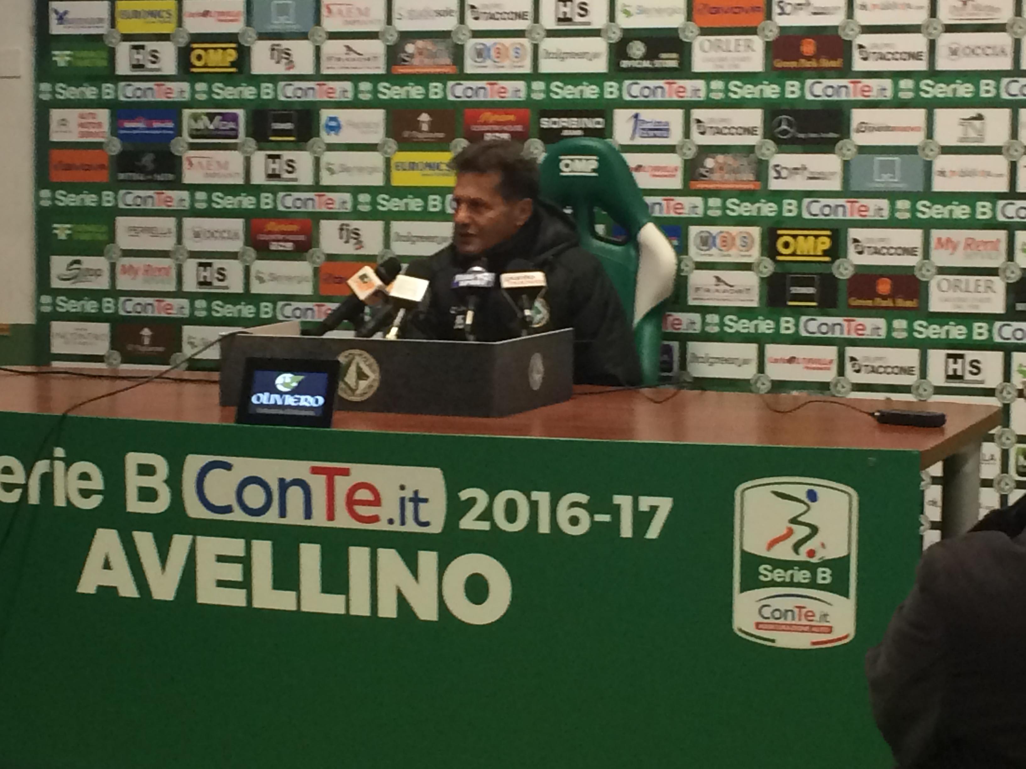 """Avellino  Novellino alla vigilia: """"I moduli ora non contano, serve una risposta caratteriale"""""""