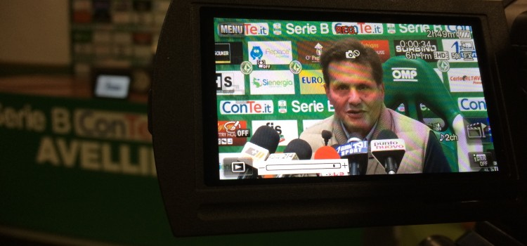 """Avellino, Novellino: """"La mia preoccupazione è la classifica, dobbiamo fare punti"""". Migliorini out"""
