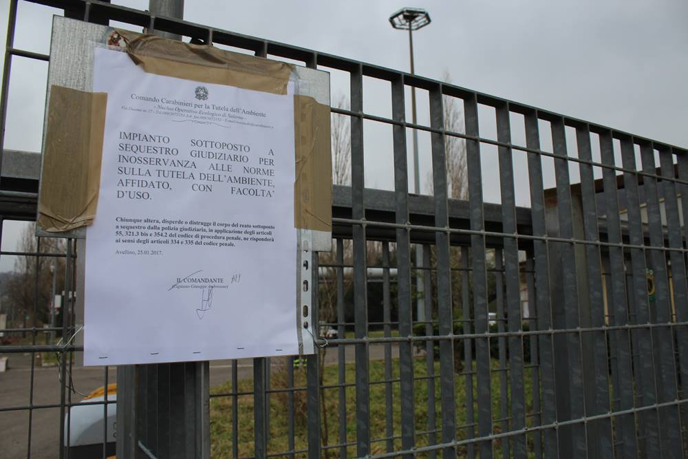 Rifiuti caos: in Irpinia torna l'emergenza