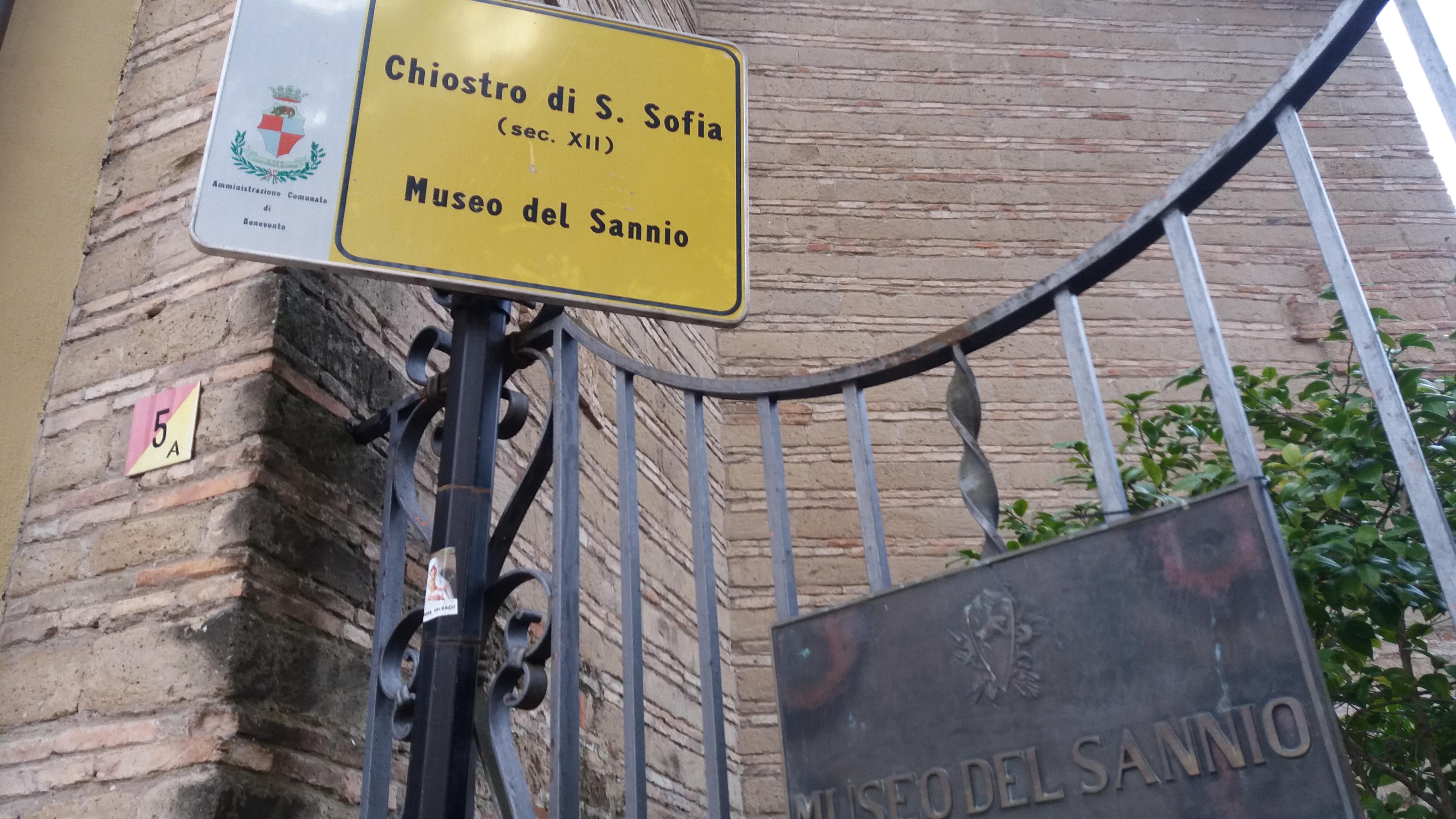 Benevento| Natale al Museo del Sannio