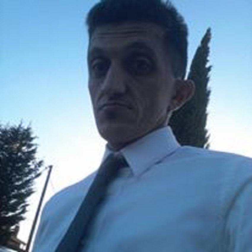 Montemarano| Trovato morto in campagna: addio a Gianluca Coscia
