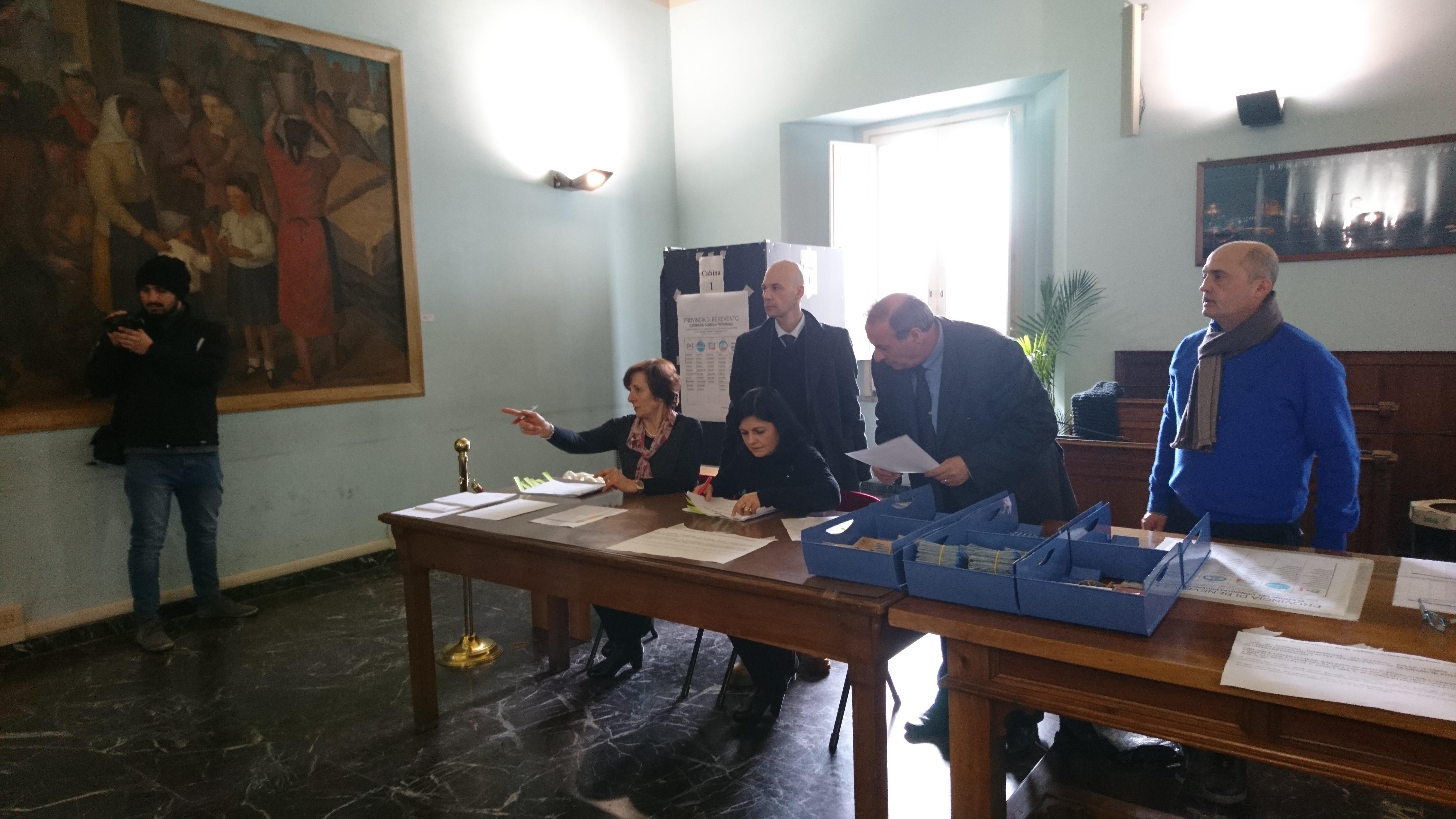 Benevento| Rocca, si vota