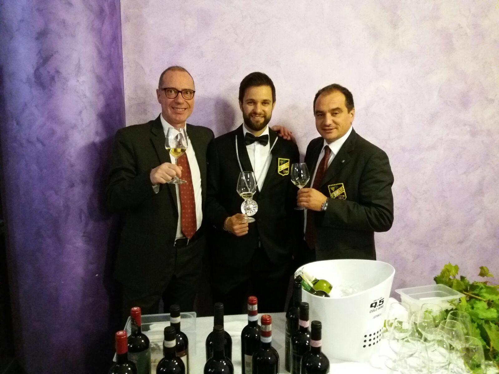 Avellino| Perillo (Fisar): movimento del vino in crescita