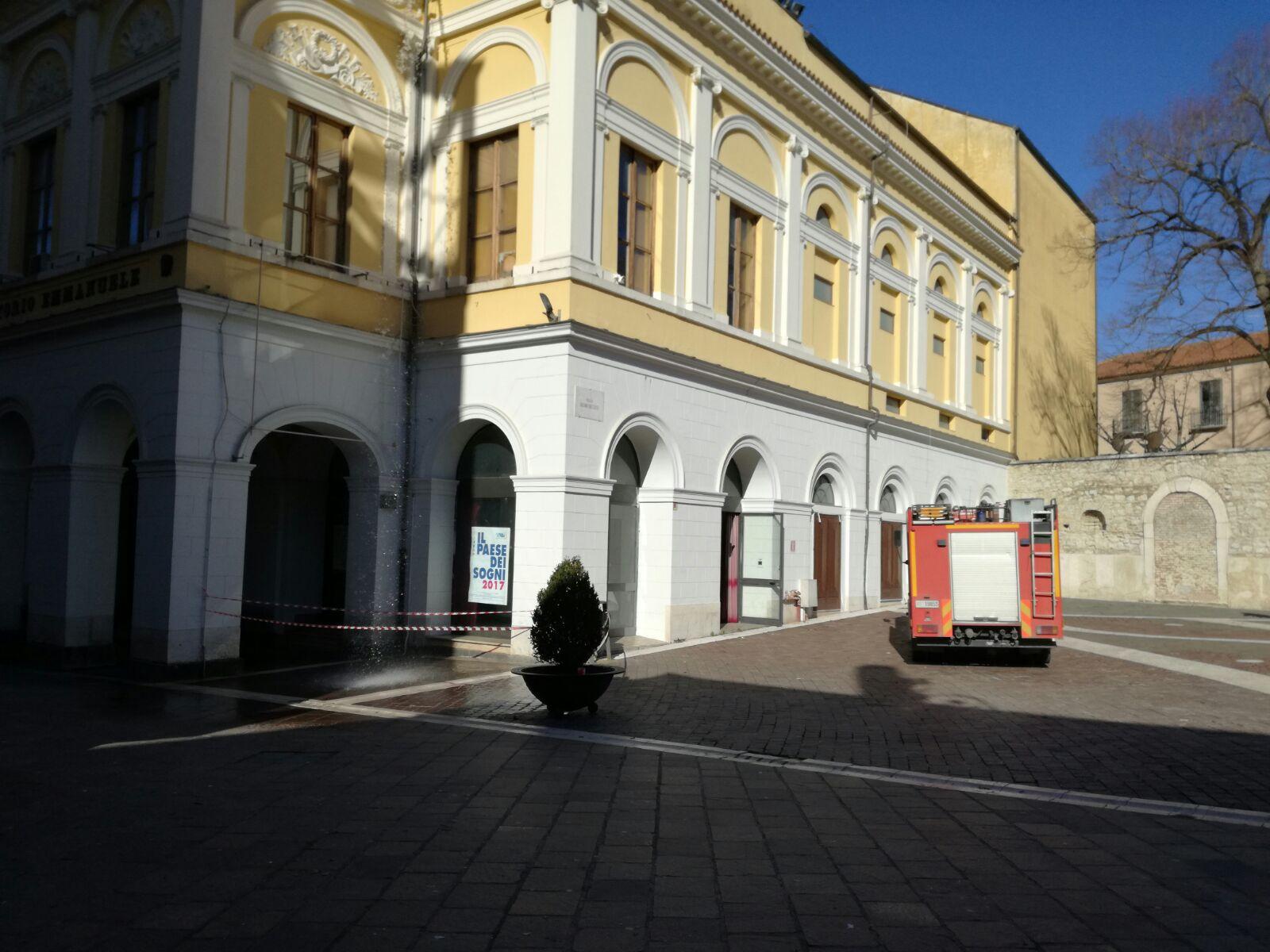 Benevento| Teatro Comunale, arriva il via libera del Provveditorato alle Opere pubbliche della Campania