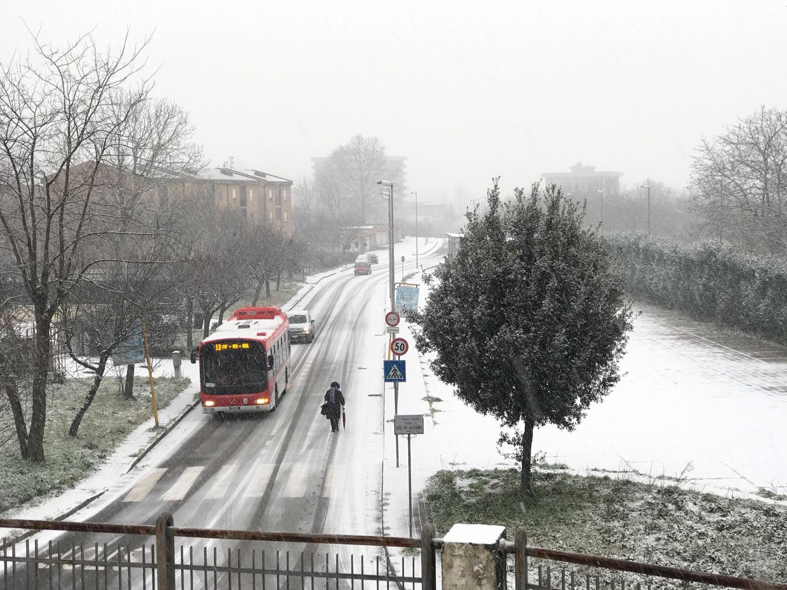 Avellino| Maltempo: 24 ore di passione