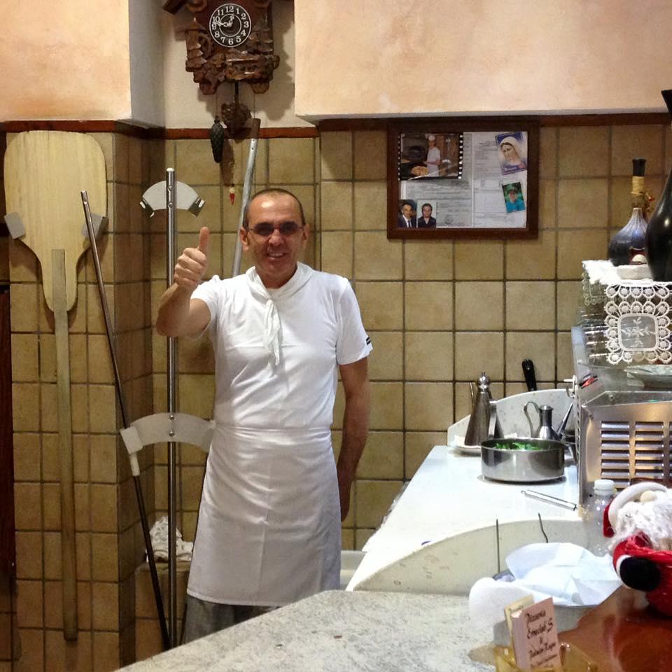 Avellino| Per Angelo una pizza sempre pronta all'Erreclub. Ragno: che tristezza…