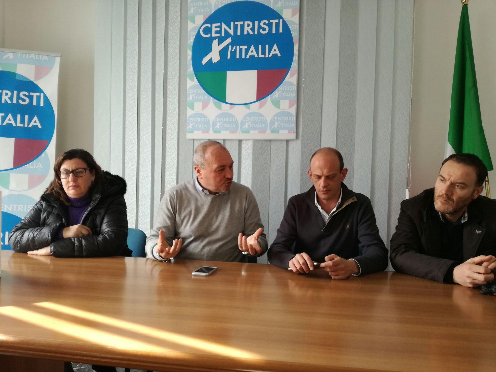 Benevento| Centristi Italia, Santamaria: l'11 a Roma per aprire nuova fase
