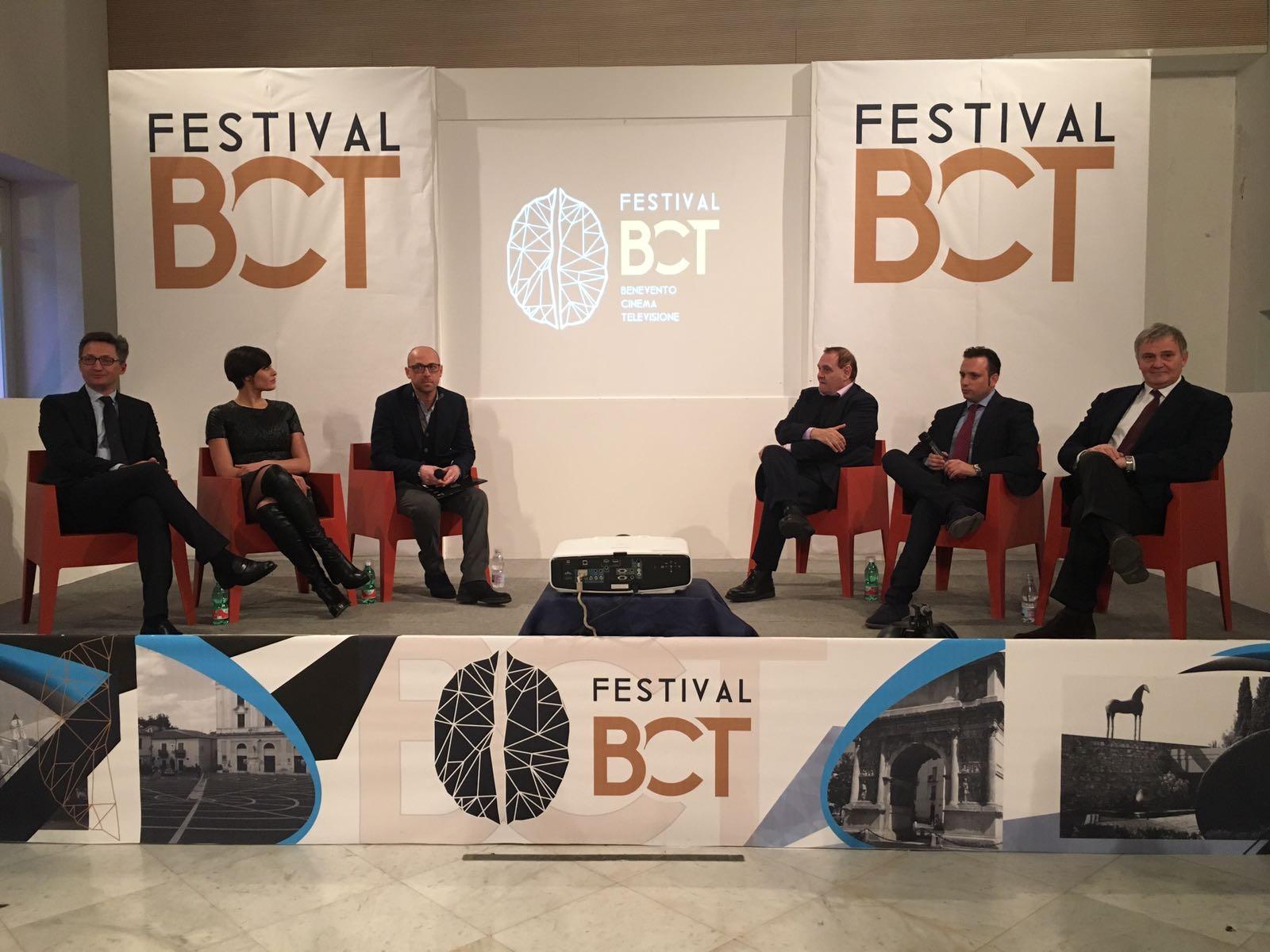 Benevento  BCT, Benevento da red carpet