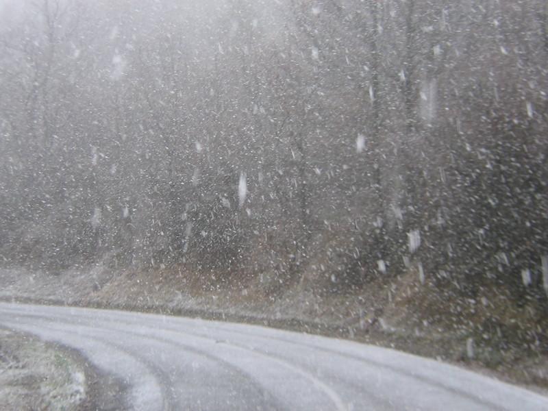 Irpinia| Vento forte e nevicate nelle zone interne, dalla mezzanotte allerta meteo