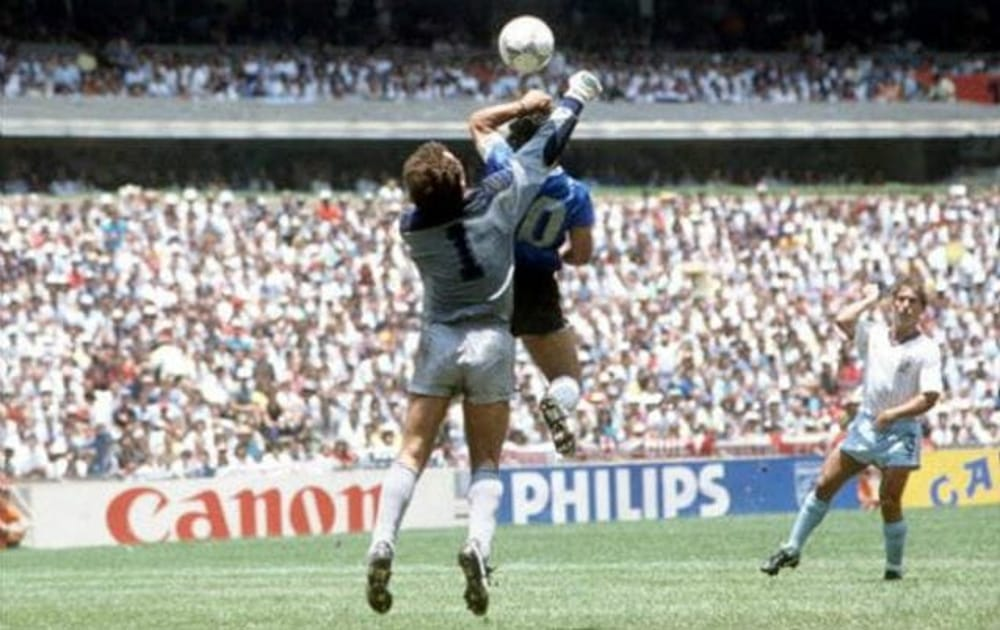 I 60 anni di Maradona, non è  roba da belanti