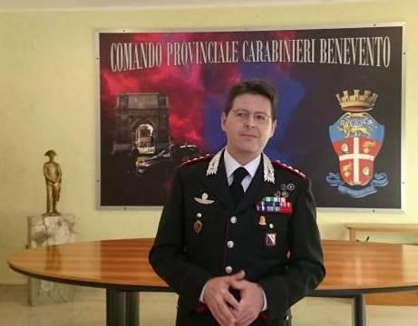 Benevento| Bilancio 2016 dell'Arma dei Carabinieri