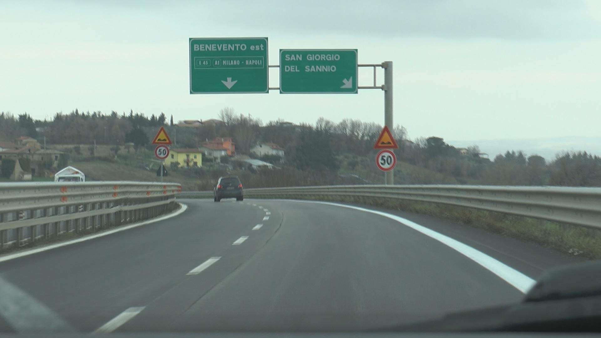 San Giorgio del Sannio| Raccordo Bn-A16, Pepe all'Anas: soluzioni condivise