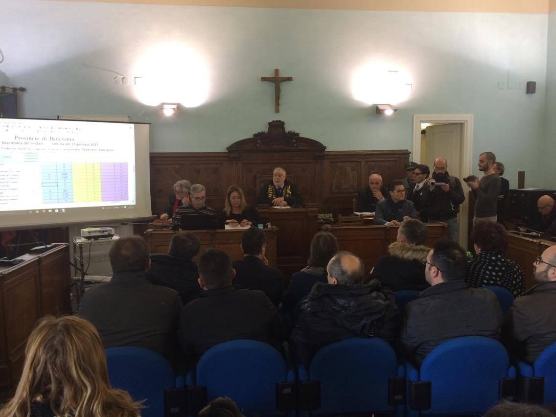 Benevento| Provincia: Di Maria approva DUP e schema di Bilancio 2019-2021
