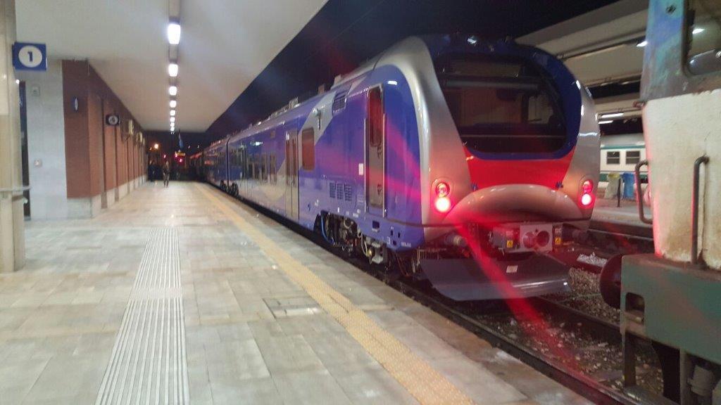 In Campania in arrivo 37 nuovi treni per il trasporto locale