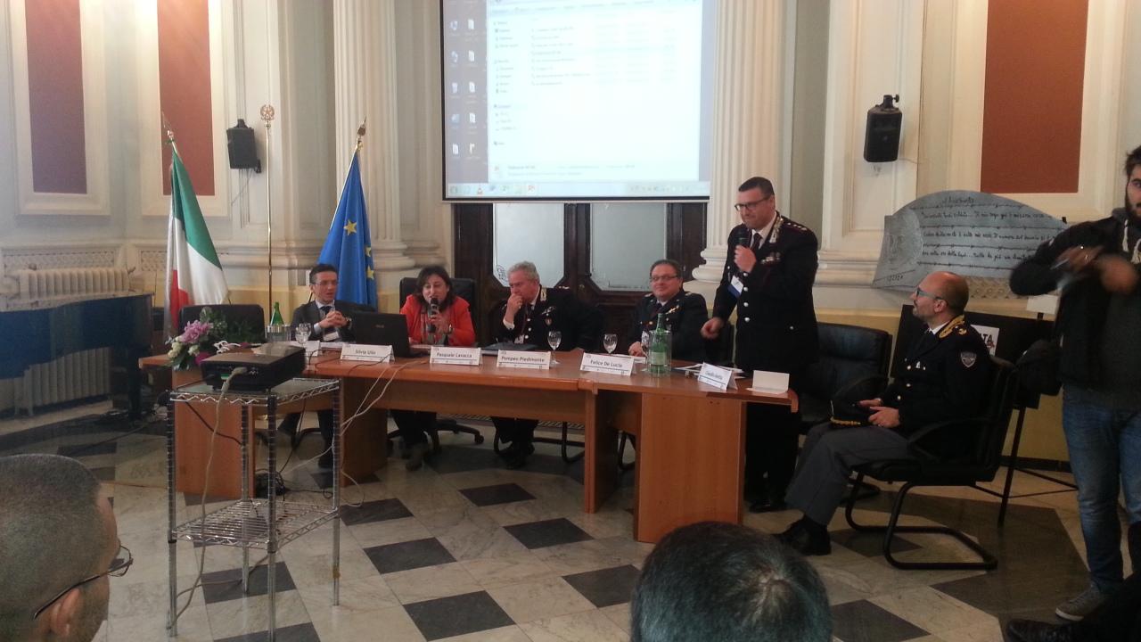 Benevento  Cyber security, un workshop in Prefettura