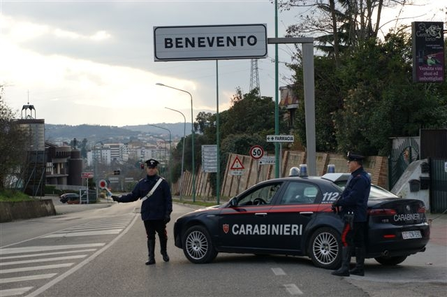 Benevento| Arrestato l'uomo che picchiava e maltrattava i genitori