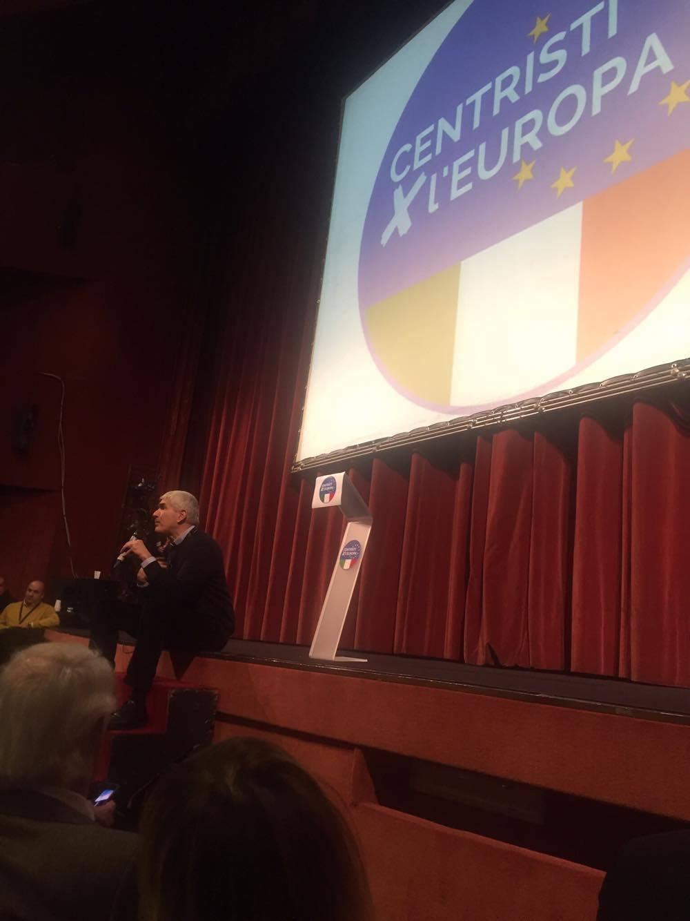 Roma  Centristi per l'Europa, Santamaria: nasce la vera casa dei moderati italiani