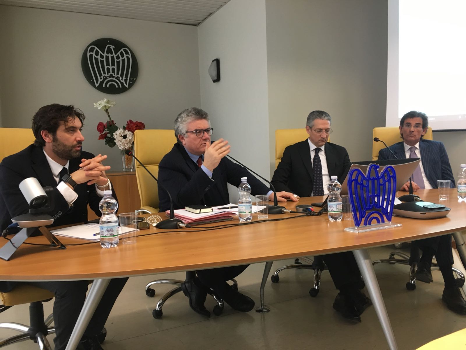 Benevento| Lepore agli industriali: qui per dare risposte certe
