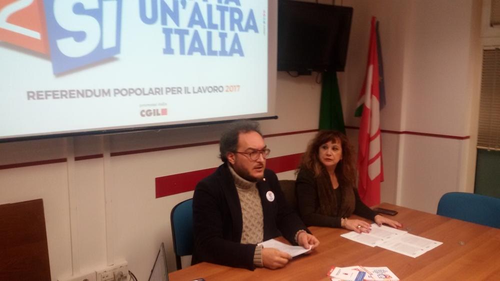 Avellino| Cgil: in piazza per i referendum sul lavoro